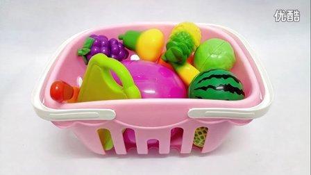 大雄的玩具世界 2016 粉红猪小妹水果切切看 粉红猪小妹水果切切看