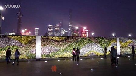 香港人摄夜上海~外滩浦东陆家嘴