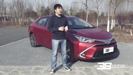 丰田雷凌双擎初步测试 07