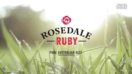 優質的A+純正澳洲牛肉 - Rosedale Ruby