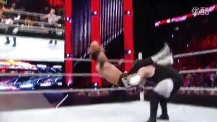 【Raw 1/25】失意人KO爆炸摔齐格勒