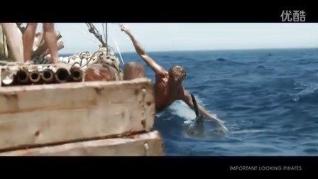 CG赏析:《孤筏重洋》完整幕后特效合成解析
