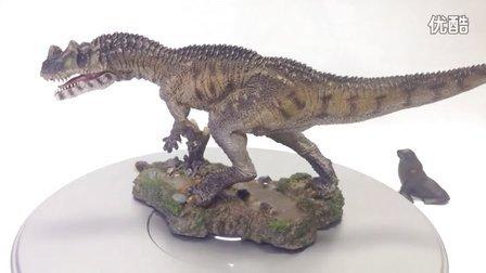 初丁模玩分享06侏罗纪公园侏罗纪世界 REBOR角鼻龙