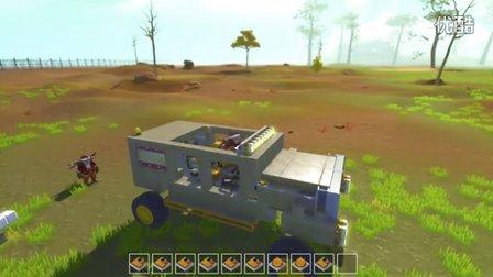 【废品机械师】第二期 神奇的武装越野车