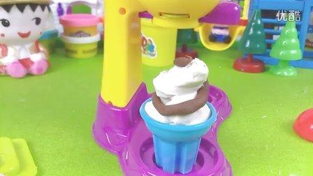 圣代冰淇淋套装磨具