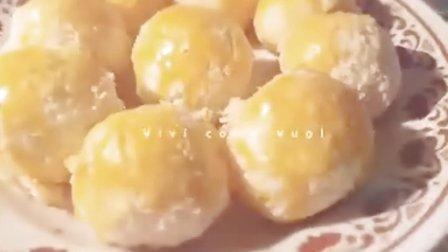 面包餐桌 第一季 椰丝球
