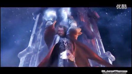 【于拉出品】原创魔兽CG混剪,自制DOTAIMBA片尾动画CG
