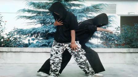 鬼步舞教学/超炫简单易懂花式教学【舞林秘籍02】曳步舞教学视频