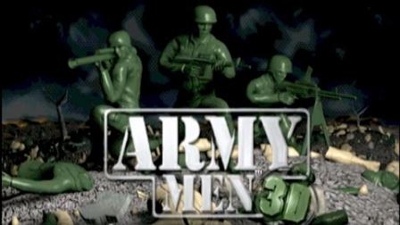 【PS转载】玩具兵大战3D(Army Men 3D)通关视频