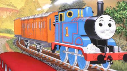 托马斯小火车之大决赛 Thomas Friends 游戏 玩具 故事书