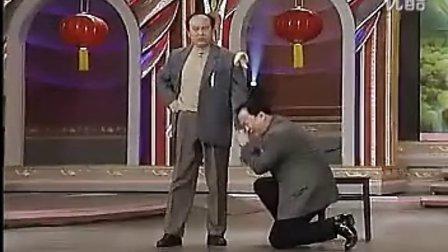 郭达 蔡明 郭冬临春晚搞笑小品《球迷》
