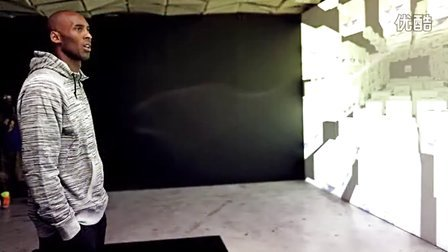 交互影像<虚拟再生>科比中国行