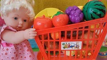 奇趣玩具307 健达奇趣蛋水果蔬菜切切看 熊出没之花园宝宝 喜羊羊与灰太狼大聚餐切切乐水果蔬菜切切看切水果切菜玩具水果蔬菜儿童玩具汽车总动员