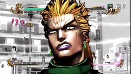 PS3 - JOJO的奇妙冒险全明星战斗 即死连击集