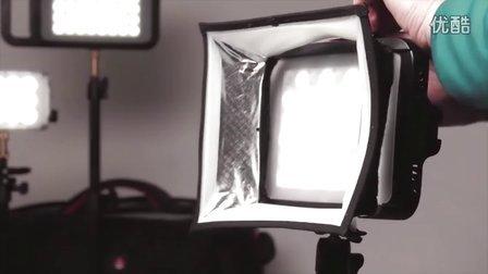 摄影师Jim Marks使用曼富图LYKOS LED灯拍摄人像