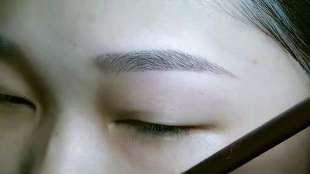 郑州苍狼炫彩坊绣眉视频20 纹绣培训学校