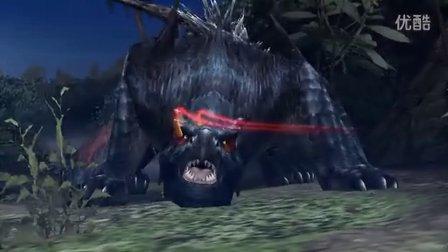 【怪物猎人P3】娱乐解说Ep12:丛林中的小迅迅