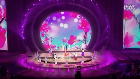 2016诺亚方舟集团春晚---【花为媒】大型梦幻视觉舞蹈秀