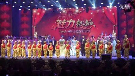 河北省衡水市桃城区2016春晚  2016年2月1日