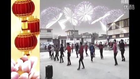滕州前李店广场舞新年快乐