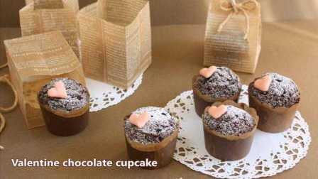 【喵博搬运】【食用系列】巧克力杯子蛋糕(* ̄ω ̄)