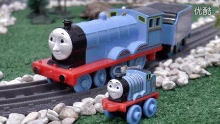 托马斯和他的朋友们 可爱迷你版托马斯 Thomas小火车 玩具
