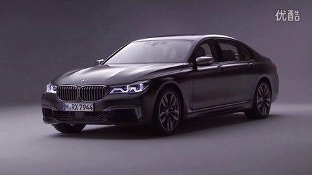 2017宝马BMW M760Li xDrive内外展示(600马力 6.6T V12)