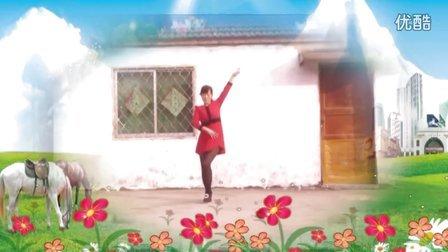 玫香广场舞 原创恰恰 我的蒙古马 附教学
