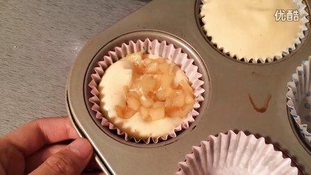 ┏夏┓苹果夹心蛋糕 | Apple cake