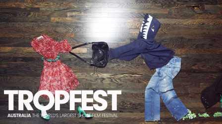 """只用几件衣服就能拍成英雄救美短片 澳洲""""Tropfest""""微电影节大奖作品《SHINY》"""