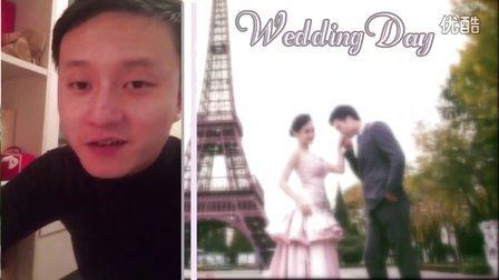 畅畅姐和宇哥的新婚祝福现场滚动播放合辑!Sivan Video