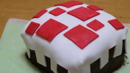 【喵博搬运】【食用系列】我的世界蛋糕还原( ‵▽′)ψ