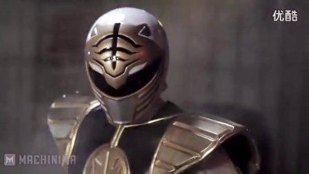 恐龙战队 汤米 白衣战士vs蝎子(真人快打)(改结局版)
