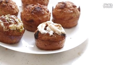 超简单香蕉麦芬 banana muffin
