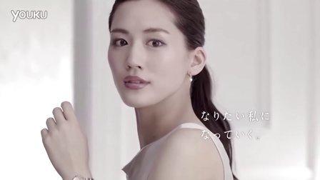【日本CM】广告 綾瀨遙華麗戴上LUKIA腕錶過去代言人松隆子獻唱 精工 SEIKO