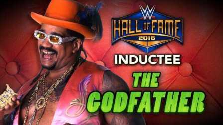 """""""教父""""入选名人堂 WWE最有女人缘的摔跤手"""