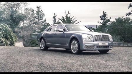 2017改款宾利慕尚Bentley Mulsanne标准版发布