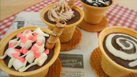 【喵博搬运】【食用系列】巧克力杯子蛋糕(°ー°〃)