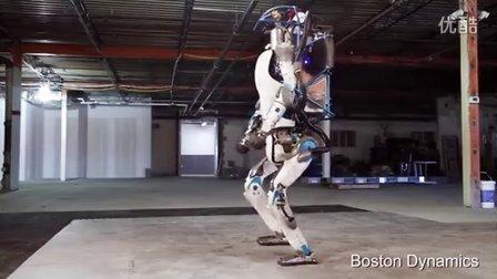 要逆天了!下一代Atlas机器人最新视频--博乐机器人表演[www.boole-tech.com]