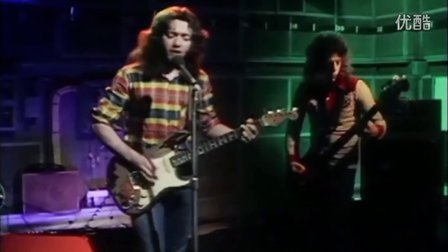 Rory Gallagher - Hands Off (Old Grey Whistle Test 1973)