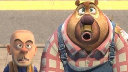 【熊出没之熊心归来】★熊出没之熊大农场★【第六天】制作胡萝卜蛋糕
