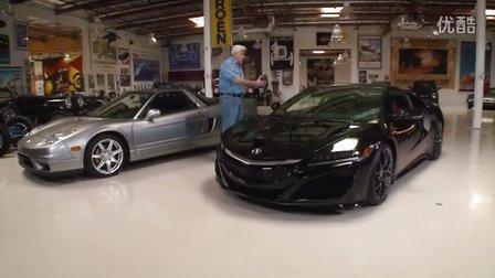 试驾2017讴歌Acura NSX - Jay Leno's Garage