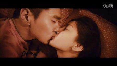 疯狂吐槽Angelababy杨颖《第一次》床吻戏