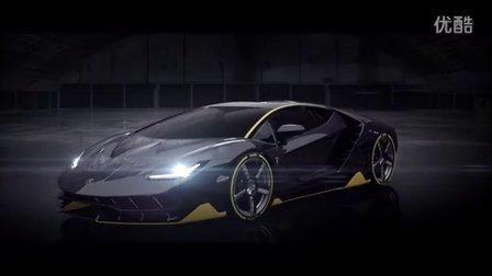 向传奇致敬,兰博基尼Centenario LP 770-4于日内瓦车展震撼发布!