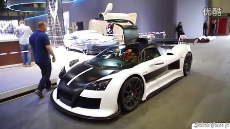 Gumpert Apollo N - 日内瓦车展 2016