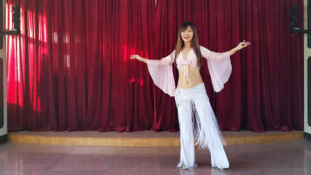 [舞媚娘]中国风肚皮舞【青花瓷】年会舞蹈