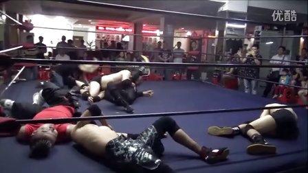 功夫摔角 第1期