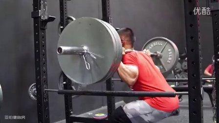 Raymond Querido - 日常腿部训练和谈及压力