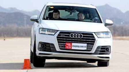 ams车评网 威sir测试场 奥迪Q7 3.0T专业测试视频