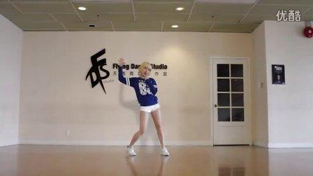 韩舞:女团Stellar - Sting 舞蹈练习(天舞)温哥华